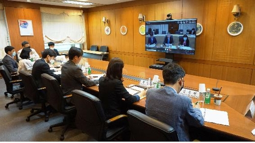 韩中外交部门举行第14轮渔业问题视频会谈