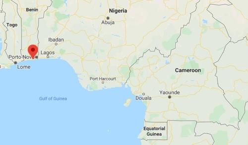 简讯:5名韩国人在西非贝宁近海遭绑架