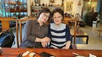韩慰安妇受害者和援助团体负责人会面