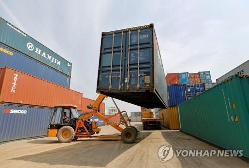 印度严查中国货物影响当地韩企生产