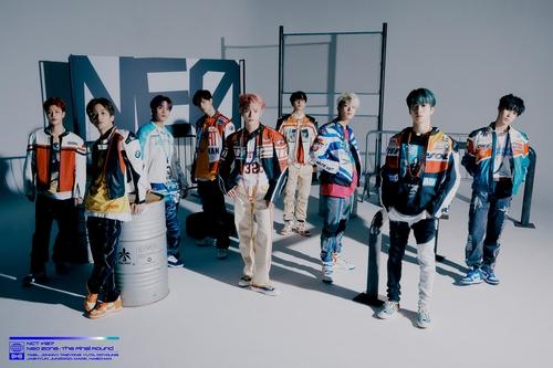 资料图片:NCT 127 韩联社/SM娱乐供图(图片严禁转载复制)