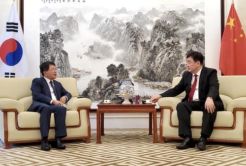 韩贸易协会吁中方解决涉快捷通道问题