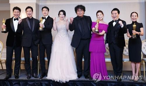 一周韩娱:《寄生虫》剧组入选奥斯卡评委 BP新歌破吉尼斯纪录
