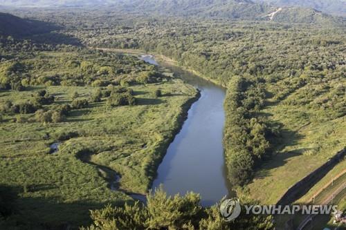 汉滩江成为韩国第四个世界地质公园