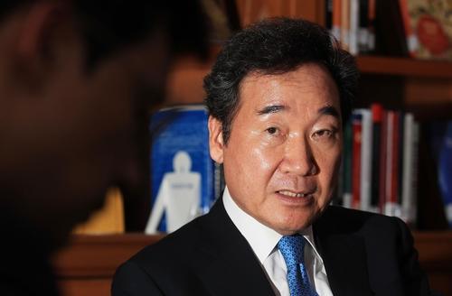 李洛渊:若当选党首将一心救国不求争权