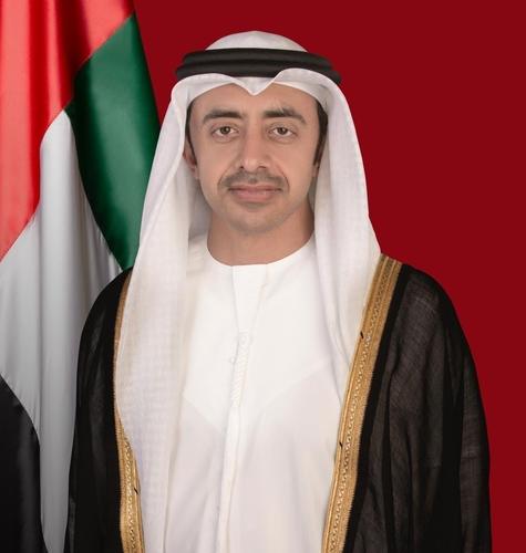 阿联酋外长访韩高度评价两国合作关系