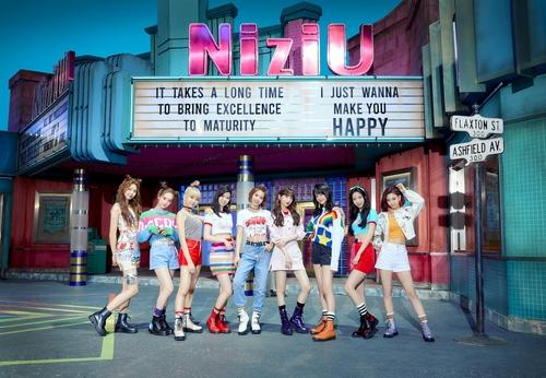 NiziU JYP娱乐供图(图片严禁转载复制)