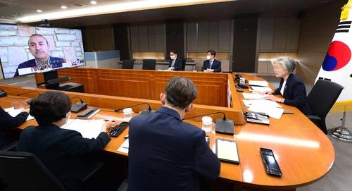 中等强国合作体开会讨论疫情下深化合作
