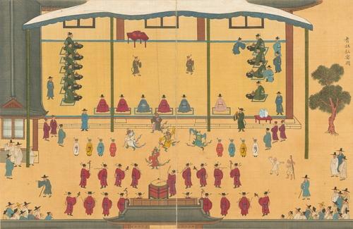 韩国最大规模国宝展将亮相国博