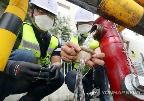 韩环境部:仁川等7处净水厂有虫 滤池或成孵化器