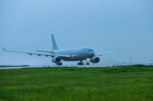 韩军2架空中加油机赴伊拉克撤侨