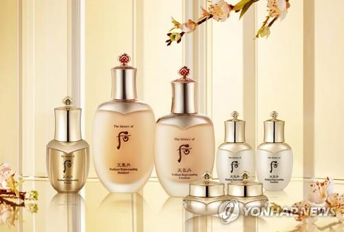 统计:近5年韩妆商标注册申请数量增长近四成