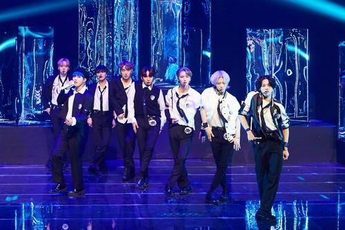 韩团ATEEZ:希望通过新辑向歌迷传递真情