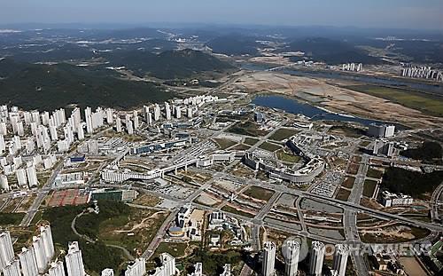 民调:韩民众就迁移行政首都正反意见两极