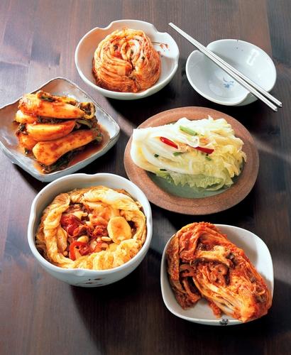 资料图片:泡菜 韩国农林畜产食品部供图(图片严禁转载复制)