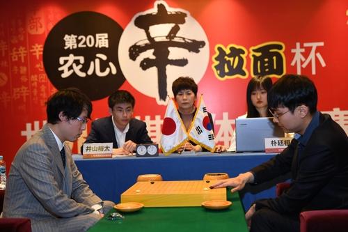 农心杯世界围棋团体赛第三站总决赛18日线上开幕