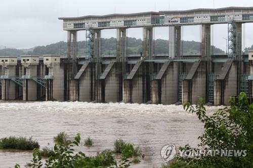 朝鲜上游排洪不通报韩国下游防汛