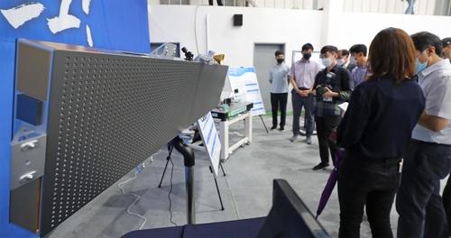 韩军公开多种新型武器研发项目