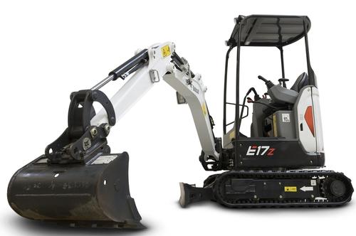 韩企斗山山猫将在华生产小型挖掘机