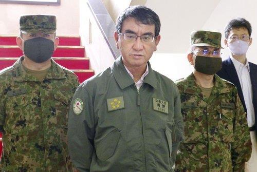 韩政府回应日防卫相涉对敌基地攻击能力言论