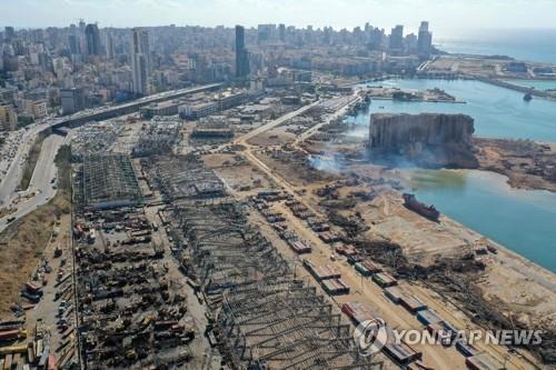 韩外交部:积极考虑对黎巴嫩提供人道援助