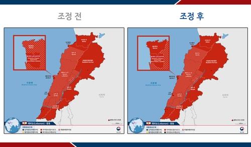 韩国上调贝鲁特旅游预警级别 建议公民撤离