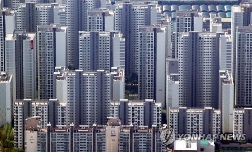 国际货币基金组织:韩国房价涨幅居世界中游