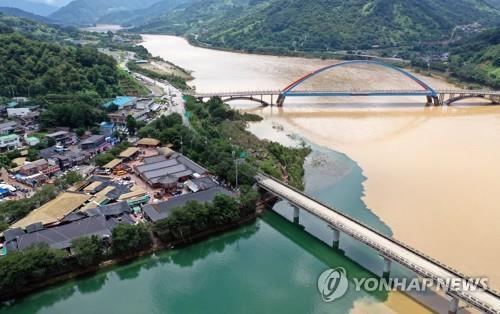 韩政府将组团调查四大江工程防洪效果