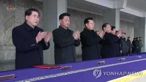 金正恩任命劳动党副委员长金德训为内阁总理