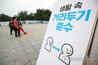 韩国明起上调首都圈防疫响应级别