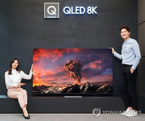 疫情下韩企上半年领跑全球电视机市场