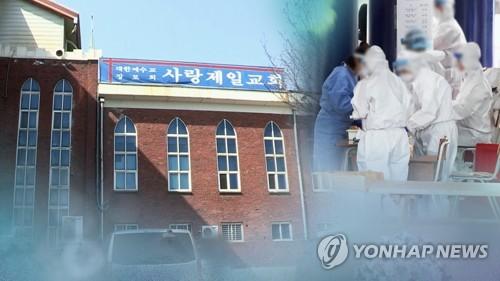 首尔爱第一教会相关病例激增至623例