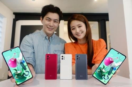 """LG5G版""""LG Q92""""26日在韩发售"""
