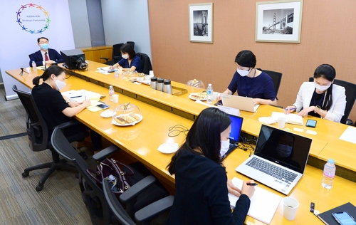 韩国与东盟磋商防疫合作与地区局势