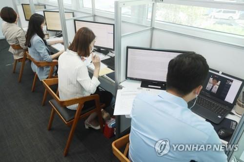 统计:韩企二三季计划招工人数创11年来最低