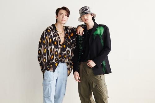 Super Junior小分队D&E Label SJ供图(图片严禁转载复制)