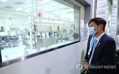 韩防疫部门:抗体药物量产不等于可以投用