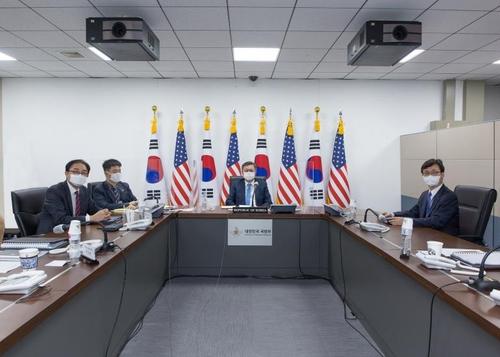 韩美联合国防协商机制第18次会议闭幕