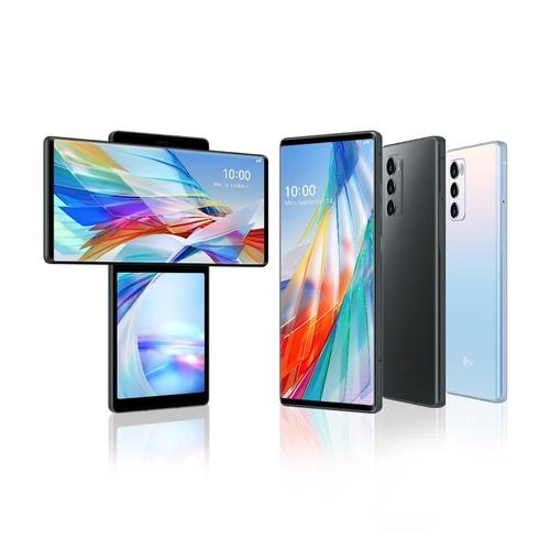 LG旋转双屏机LG Wing正式发布