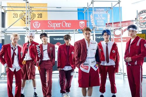 男团SuperM将发布首张正规专辑
