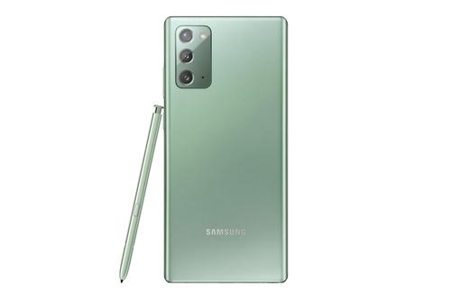 三星Galaxy Note20系列将推绿色新配色