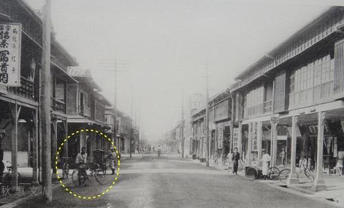 台湾收藏家林于昉向韩联社公开的赵明河照片。 林于昉供图
