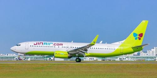 真航空将济州西安航线增至每周2班