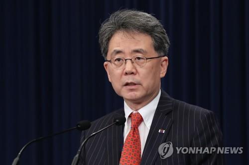 韩国安高官日前访美谈韩美双边事务