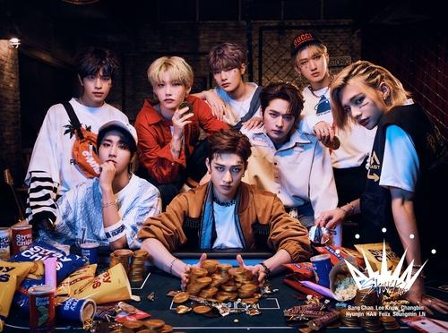 Stray Kids将于11月推首张日文迷你专辑