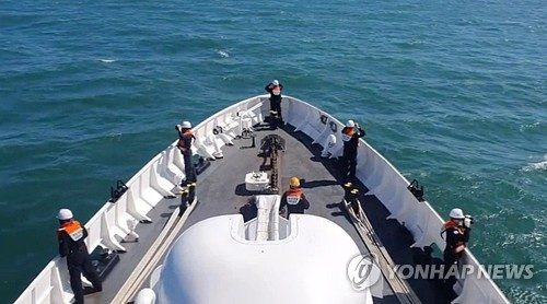 韩军:捕捉到朝鲜搜救失踪公务员的迹象