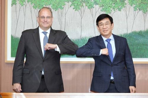 韩美商定尽早举行高级别裁军及核不扩散会议