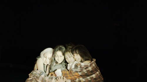 BLACKPINK YG娱乐供图(图片严禁转载复制)