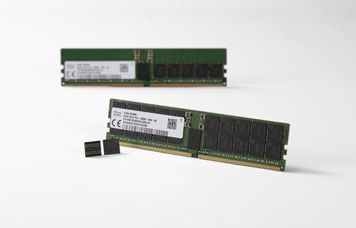 SK海力士全球首推下一代内存DDR5