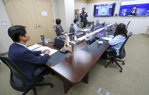 韩国在世卫会议上强调公平分配新冠疫苗